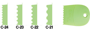 Catalyst Contour Rib Green