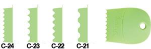 Catalyst Contour Rib Green
